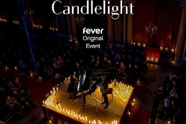 Jazz by Candlelight presents - 'Candlelight Ballads: Elton john, Adele, Eva Cassidy & More'
