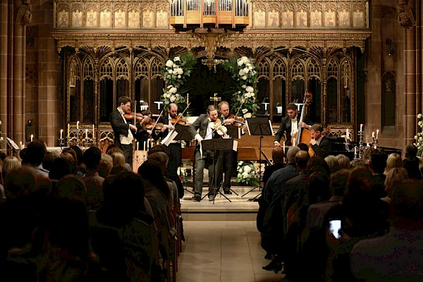 London Concertante Presents Vivaldi The Four Seasons by Candlelight